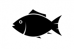 fish-icon-silhouette-vector-15548517